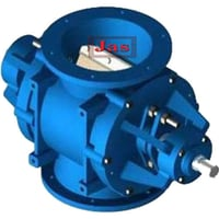 Rotary Airlock Valve And Feeder
