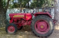 High Speed Mahindra Tractors