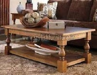 Hard Wooden Center Tables