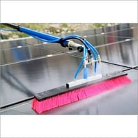 Manual Solar PV Module Cleaning System