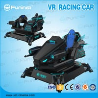VR Racing Car Virtual Reality Game Machine for Sale
