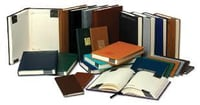Different Sizes Printing Diaries