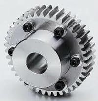 Highly Durable Ground Gears
