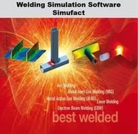 User Friendly Simufact Welding Software