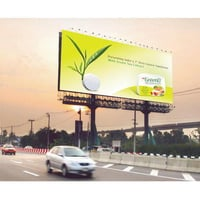 Mcd And Pwd Hoarding Advertisement Service
