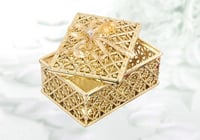 Beautiful Handcrafted Decorative Small Container