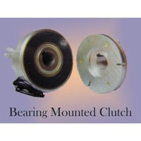 Durable Bearing Mounted Clutch