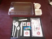Durable Plastic Cutlery Set