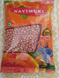 100% Pure Groundnuts Kernels
