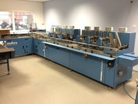 Film Wrapping & Envelope Inserting Machine