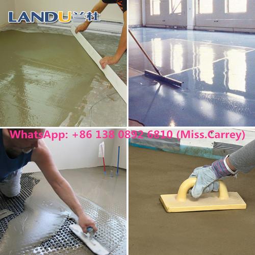 VAE Redispersible Polymer Powder Self Leveling Mortars Additives