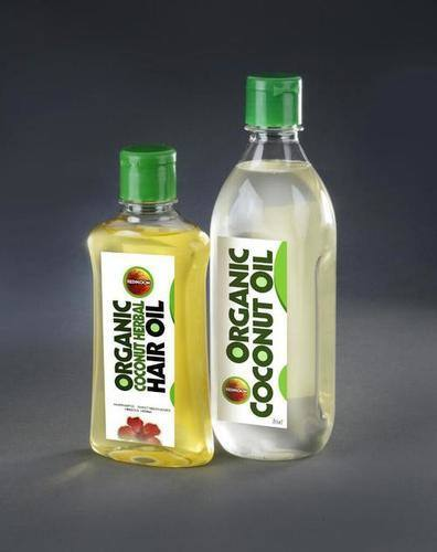 Organic Coconut Herbal Hair Oil