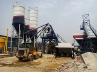 RMC Plant Civil Construction And Lab Set Up
