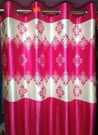 Patch Ready Made Curtain