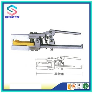 SS Plating Fixture Clamps