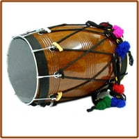 Highly Durable And Reliable Dholak