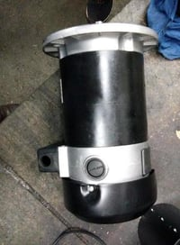 Electric Permanent Magnet Dc Motor