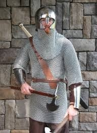 Wire Mesh Chainmail Armour