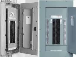 Electrical Lighting Distribution Boards