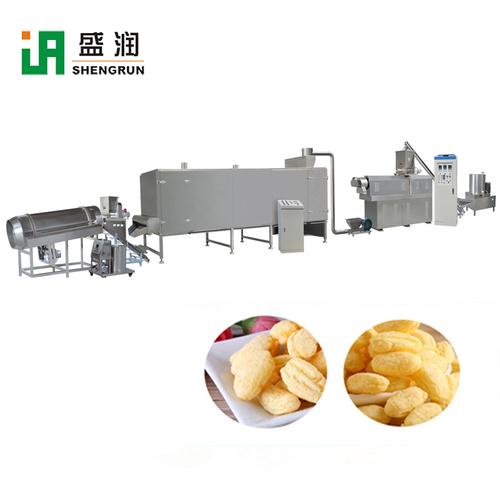 Extruded Corn Sticks Machine Process Line