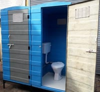 FRP Commodes