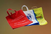 Printed Shopping Carry Bags