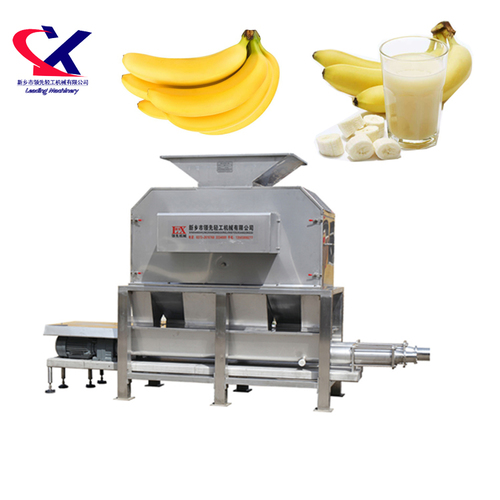 Commercial Automatic Banana Juicing Machine