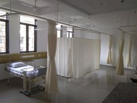 Hospital Partition Cubicle Curtains