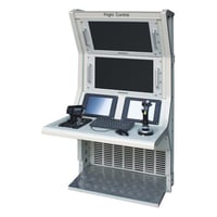High Performance Cabinet and Consoles