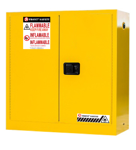 Flammable Chemical Storage Cabinet 45 Gallon