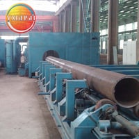 Steel Tube Inner and Outer Wall Grinding Machine