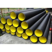 Double Wall Corrugated Drainage Pipes