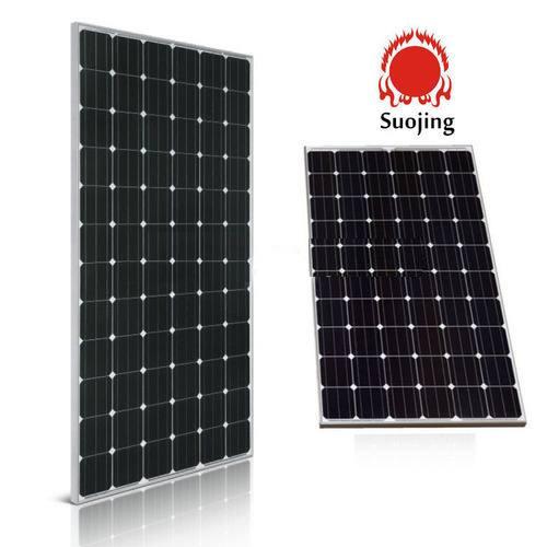 250 300 W Solar Panel Monocrystalline