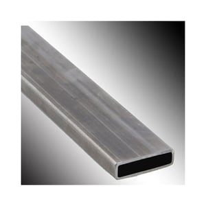 Stainless Steel Flat Pipe