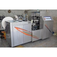 Fully Automatic Paper Glass Making Machine (40 - 60 Cups/min)