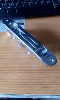 Flush Tower Bolt (150 mm x 24 mm x4 mm)
