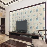 Easy To Install PVC Wallpaper