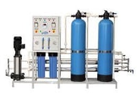 Water Purification Ro Plant.