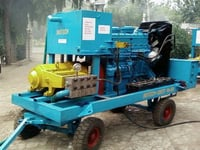 High Pressure Water Jetting Cleaning Pumps