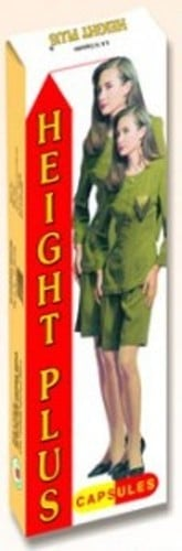 Herbal Tall And Height Pills