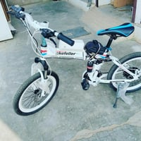 Modern Foldable Electric Bicycle