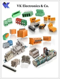 PCB Mount and DIN Rail Terminal Blocks