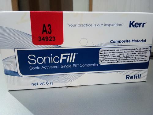 Kerr Sonic Fill Composite 20 Unidose Tips