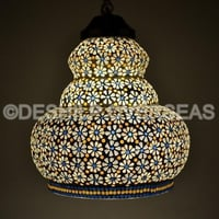 Standard Mosaic Hanging Light