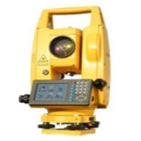 Topographical Survey With Total Station