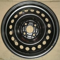Automotive Steel Wheel