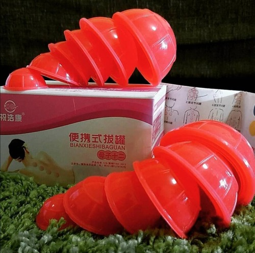 High Quality Silicone Vacuum Cupping