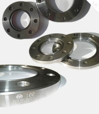 Weld Neck And Blind Flanges