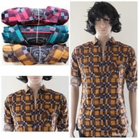 Mens Poplin Printed Shirts