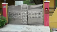 Stainless Steel Compound Gates